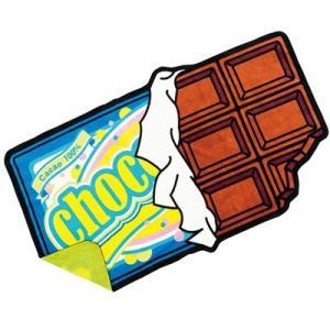 ☆ ダイカットビーチタオル チョコレートフォーム 0135012800|nico-marche