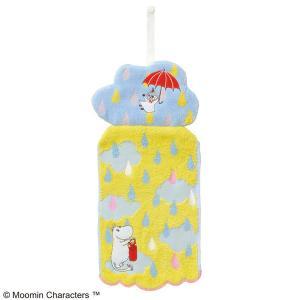 ムーミン ドレスタオル 雲としずく 1405022300|nico-marche