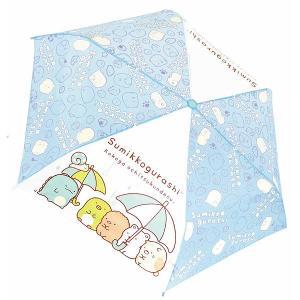 すみっコぐらし キャラクター折畳傘 レイン 90309|nico-marche