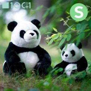 ☆ ぬいぐるみ101 動物のヌイグルミ パンダ (S) SM083 nico-marche