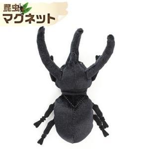 ☆ 昆虫マグネット コーカサスオオカブト SB003|nico-marche