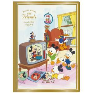 ディズニー (2019年10月始まり) 2020年 スケジュール帳 手帳 週間B6 ストーリーブック DC ST スタンダード S2949733|nico-marche