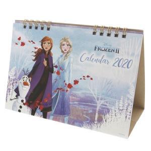 ディズニー 【2020年1月始まり】 2020年 デスクカレンダー アナと雪の女王2 S851822...
