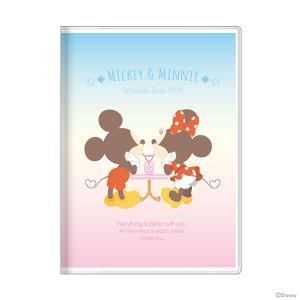 ディズニー (2020年10月始まり) 手帳月間 A6/DC キューティH M&M S2952300|nico-marche