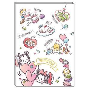 ディズニー 【2019年9月始まり】 2020年 スケジュール帳 B6マンスリー手帳 ツムツム DZ-80519 (メール便送料無料)|nico-marche