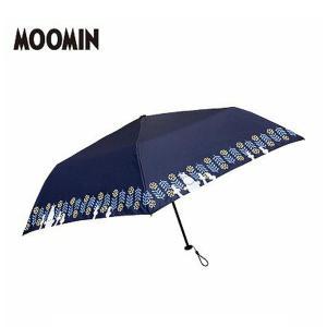 ムーミン 3段折りたたみ傘 まねっこ 202222 nico-marche