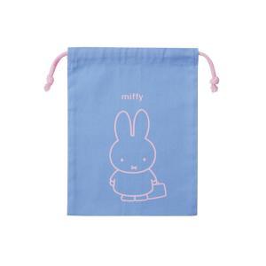 ミッフィー (miffy) 巾着袋 M  MF519 nico-marche