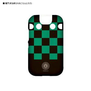 鬼滅の刃 au mamorino5対応ソフトケース 竈門炭治郎(かまどたんじろう) KMY-46A|nico-marche