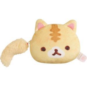 (8) ころころコロニャ ぷらむちゃんがコロニャのパンニャさんにあそびにきたニャテーマ ダイカットコインケース コロニャ CK63801|nico-marche