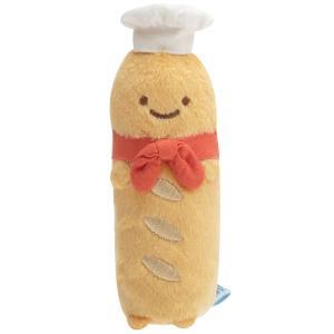 すみっコぐらし すみっコパンきょうしつテーマ てのりぬいぐるみ パン店長 MY14501 (激安メガセール!)|nico-marche