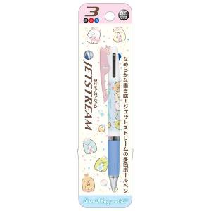 (9) すみっコぐらし たぴおかパークテーマ キャラミックス JETSTREAM (ジェットストリーム) 3C 多機能ペン PR00603|nico-marche
