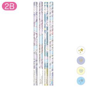 (4) じんべえさん じんべえさんとさめさんテーマ 鉛筆 (2B) 4本セット PH05801|nico-marche