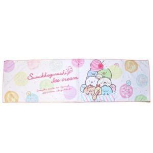 すみっコぐらし ペンペンアイスクリームテーマ クールマフラー カップアイス SG-0277 nico-marche