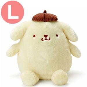 ポムポムプリン ぬいぐるみ  HUGHUG (L) 081094-15|nico-marche