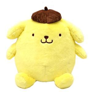 (送料無料) ポムポムプリン ぬいぐるみ  HUGHUG (2L) 094131-16|nico-marche