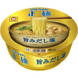 マルちゃん正麺 カップ 旨みだし塩 (103g カップ 12個)|nico25