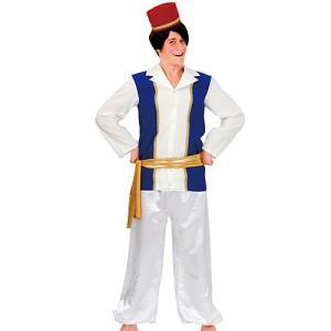 アラビアンプリンス 男性用 大人用 コスチューム コスプレ 衣装 仮装 パーティー グッズ ハロウィン|nicoly