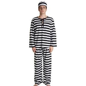 フォンデットスーツ 黒/白 男性用 大人用 コスチューム コスプレ 衣装 仮装 パーティー グッズ ハロウィン|nicoly