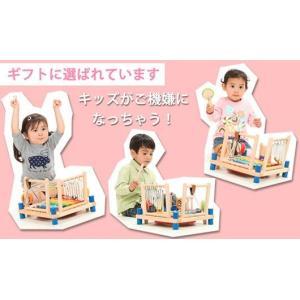 楽器 音楽 木のおもちゃ 2歳 3歳 4歳 子供 誕生日プレゼント ミュージックステーション|nicoly|03