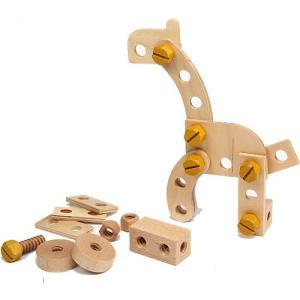 知育玩具 3歳 4歳 5歳 木のおもちゃ 誕生日プレゼント アニマルクリエイター|nicoly