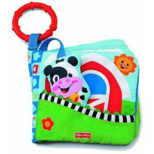 知育玩具 0歳 1歳 2歳 赤ちゃん おもちゃ 子供 誕生日プレゼント めくってモー!おでかけ布えほん|nicoly