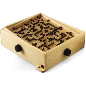 ボードゲーム 木のおもちゃ 6歳〜 子供 誕生日プレゼント ラビリンスゲーム|nicoly