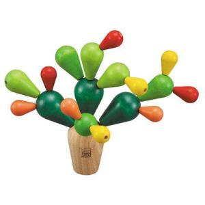 知育玩具 2歳 3歳 4歳 木のおもちゃ 誕生日プレゼント サボテンバランスゲーム|nicoly
