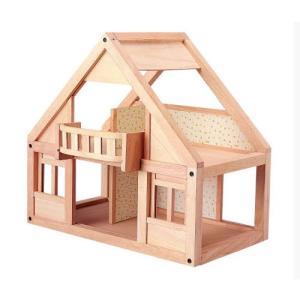 木のおもちゃ 木製 女の子 子供 3歳 4歳 5歳 誕生日プレゼント マイファーストドールハウス|nicoly