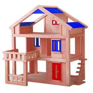 ドールハウスキット 木のおもちゃ 木製 女の子 子供 3歳 4歳 5歳 誕生日プレゼント 家具 新テラスドールハウス|nicoly