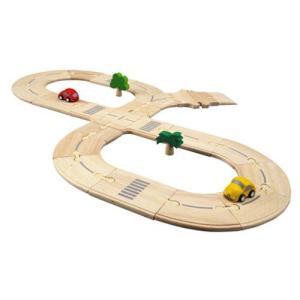 木製レール 電車 木のおもちゃ 3歳 4歳 5歳 誕生日プレゼント ロードシステム スタンダード nicoly