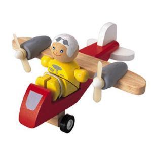 木製レール 電車 木のおもちゃ 3歳 4歳 5歳 誕生日プレゼント ターボエアプレーン nicoly