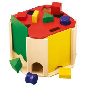 積み木 木のおもちゃ 1歳 2歳 3歳 子供 誕生日プレゼント 赤ちゃん クアトリノ|nicoly