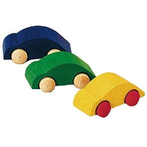 木製レール 電車 木のおもちゃ 3歳 4歳 5歳 誕生日プレゼント ロードセット ワーゲン(3個セット)|nicoly