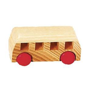 木製レール 電車 木のおもちゃ 3歳 4歳 5歳 誕生日プレゼント ロードセット バス|nicoly