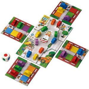 ボードゲーム 子供 4歳 5歳 6歳 誕生日プレゼント パーキングゲーム