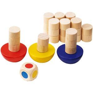 知育玩具 4歳 5歳 6歳 木のおもちゃ 誕生日プレゼント バランスゲーム|nicoly