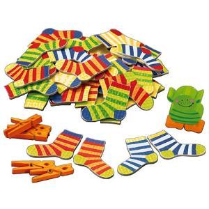 ボードゲーム 子供 5歳 6歳 誕生日プレゼント ソックスモンスター nicoly