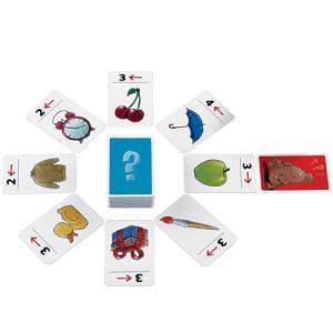 カードゲーム 5歳 6歳 子供 クリスマス 誕生日プレゼント クリスマス プレゼント  8枚のカード...