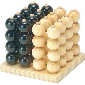 ボードゲーム 木のおもちゃ 4歳 5歳 6歳 子供 誕生日プレゼント 立体4目並べ nicoly