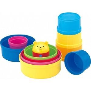 知育玩具 0歳 1歳 2歳 赤ちゃん おもちゃ 子供 誕生日プレゼント コップがさね