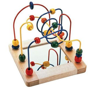 知育玩具 1歳 2歳 3歳 赤ちゃん 木のおもちゃ 子供 誕生日プレゼント ビーズコースター