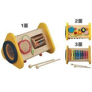 楽器 音楽 木のおもちゃ 2歳 3歳 4歳 子供 誕生日プレゼント 森の音楽会|nicoly