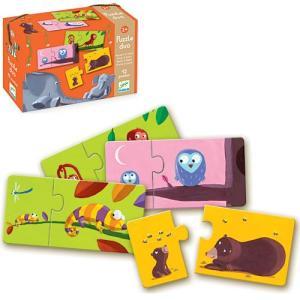パズル 子供 幼児 知育玩具 2歳 3歳 4歳 誕生日プレゼント パズルデュオ マムアンドベビー|nicoly