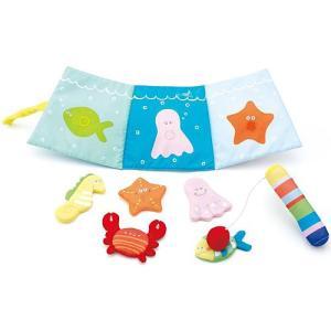 布 おもちゃ 赤ちゃん 2歳 3歳 4歳 誕生日プレゼント にこにこフッシング|nicoly