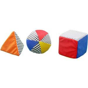 知育玩具 0歳 1歳 2歳 赤ちゃん おもちゃ 子供 誕生日プレゼント 3シェイプス|nicoly