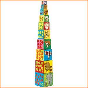 知育玩具 1歳 2歳 3歳 赤ちゃん おもちゃ 子供 誕生日プレゼント 10マイフレンド ブロックス|nicoly