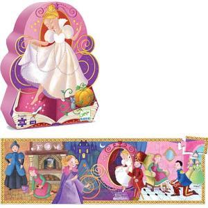 ジグソーパズル 知育玩具 子供 幼児 3歳 4歳 5歳 子供 誕生日プレゼント シンデレラ|nicoly