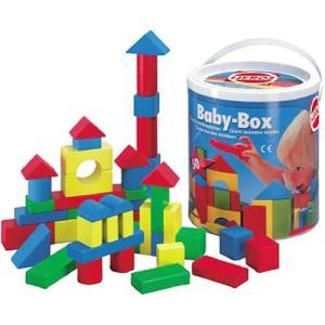 積み木 木のおもちゃ 1歳 2歳 3歳 子供 誕生日プレゼント 赤ちゃん HEROS 筒入り積み木40mm 50ピース|nicoly