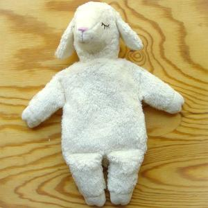 赤ちゃん おもちゃ 0歳 1歳 誕生日プレゼント ぬいぐるみスリーピー ひつじ|nicoly