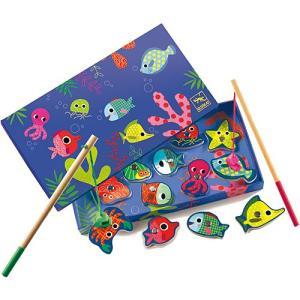 ボードゲーム 木のおもちゃ 2歳 3歳 4歳 子供 誕生日プレゼント カラー フィッシング ゲーム|nicoly